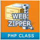WebZipper PHP Class - CodeCanyon Item for Sale