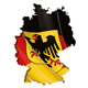 German Map-Flag - GraphicRiver Item for Sale