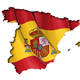 Spanish Map Flag - GraphicRiver Item for Sale