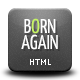 Born Again - A Responsive One Page Portfolio - ThemeForest Item for Sale