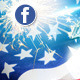 4th of July Independence Day Facebook Cover - V2 - GraphicRiver Item for Sale