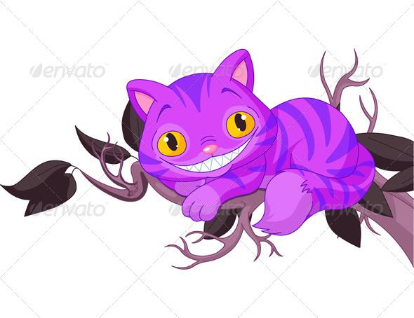 Magic Cat - Animals Characters