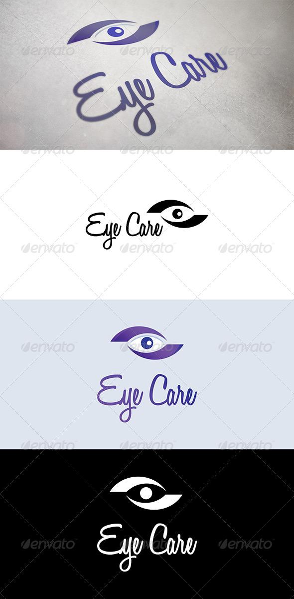 Eye Care - Vector Abstract
