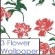 Flower Wallpaper - GraphicRiver Item for Sale