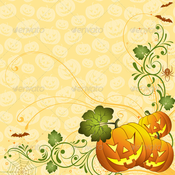 Halloween background - Halloween Seasons/Holidays