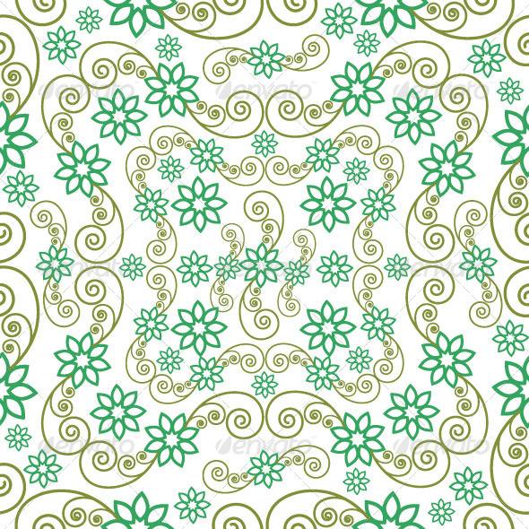 Seamless Classic Pattern 33 - Patterns Decorative