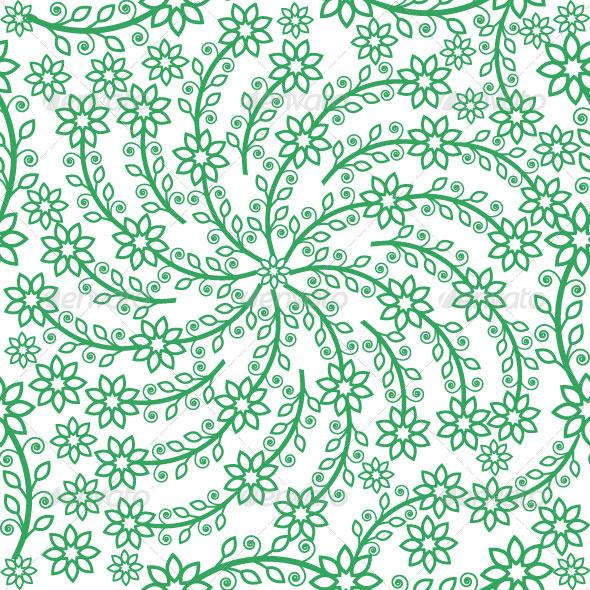 Seamless Classic Pattern 34 - Patterns Decorative