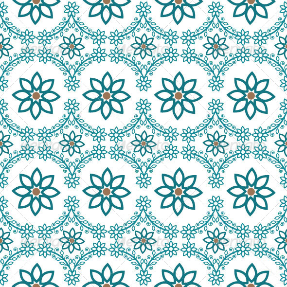 Seamless Classic Pattern 35 - Patterns Decorative