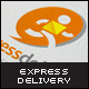 Express Delivery Logo Template - GraphicRiver Item for Sale