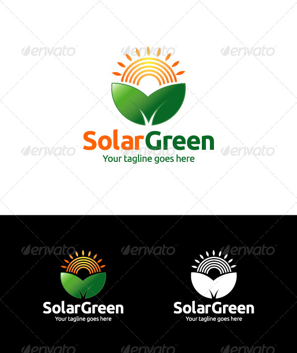 Solar Green - Logo Templates