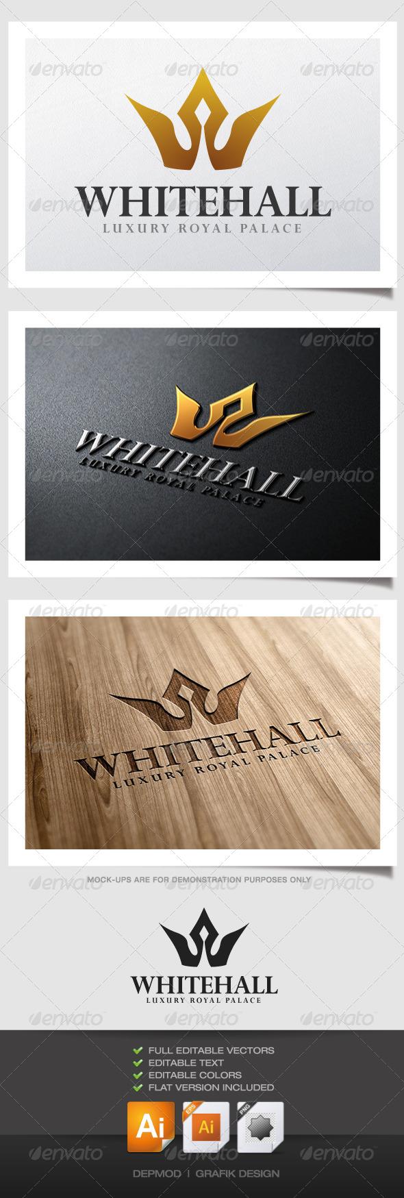 Whitehall Logo - Letters Logo Templates