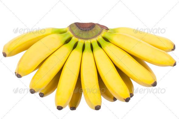 Bananas - Stock Photo - Images
