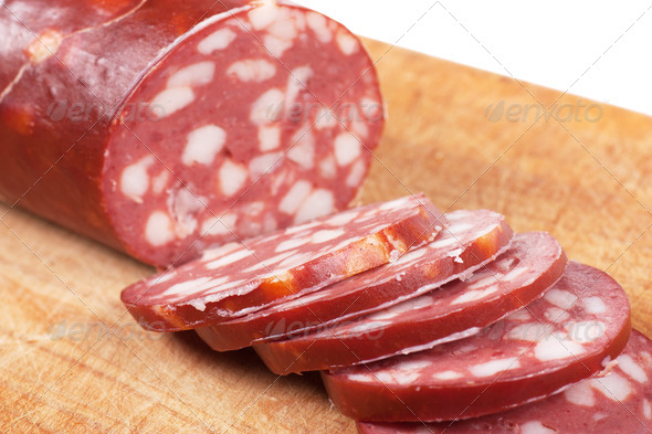 Sausage - Stock Photo - Images