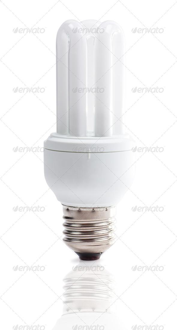 Light bulb - Stock Photo - Images