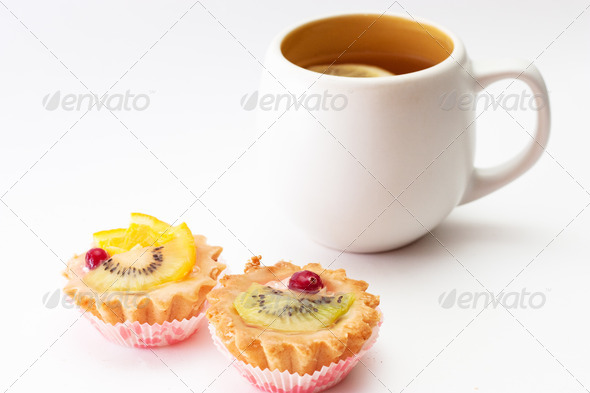 Tea time - Stock Photo - Images