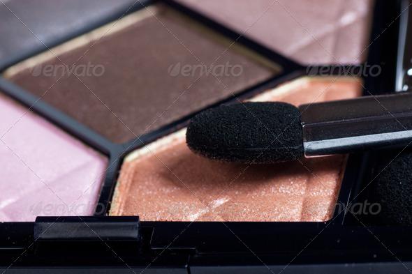 Makeup tools - Stock Photo - Images