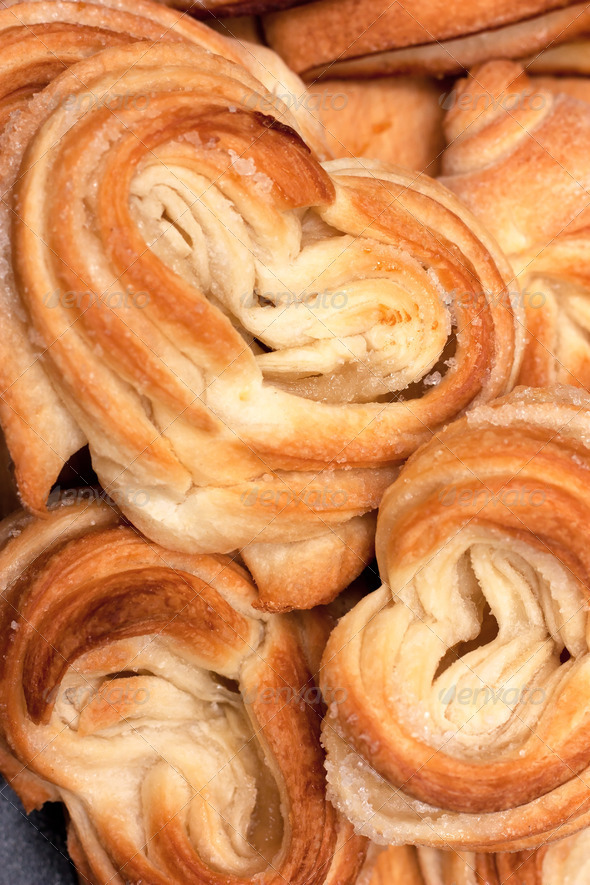 Pastries - Stock Photo - Images