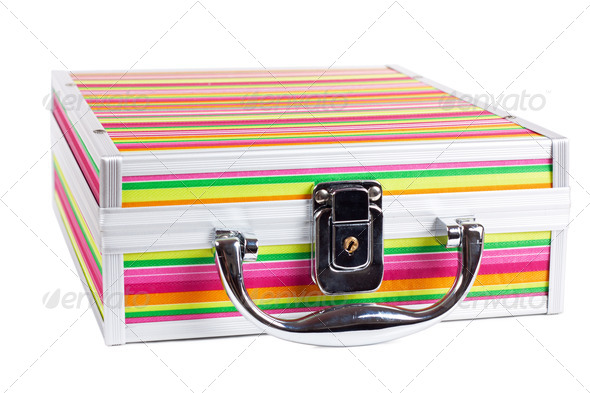 Travel case - Stock Photo - Images