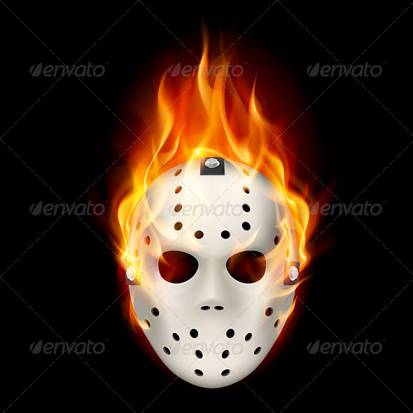 Hockey Mask - Miscellaneous Vectors