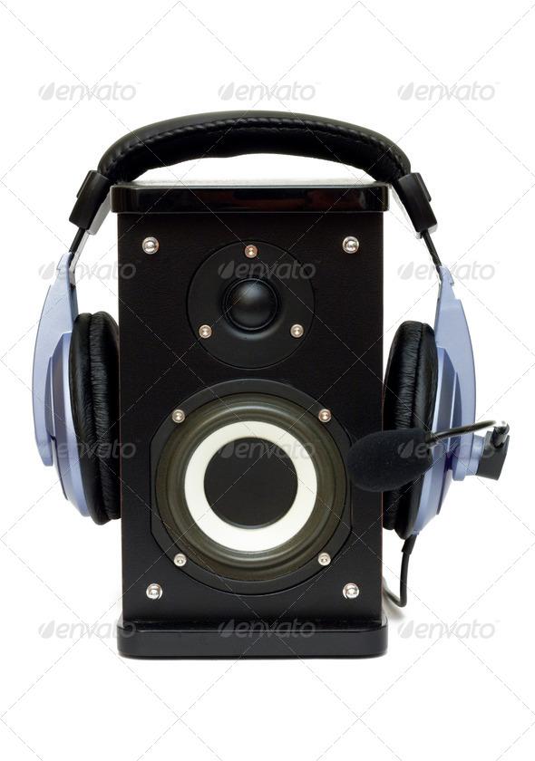 Listening - Stock Photo - Images