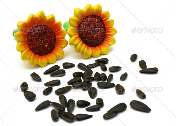 Salt shakers - Stock Photo - Images