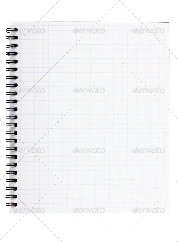 Notebook - Stock Photo - Images