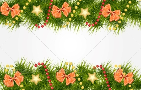 Abstract Christmas and New Year Background. - New Year Seasons/Holidays