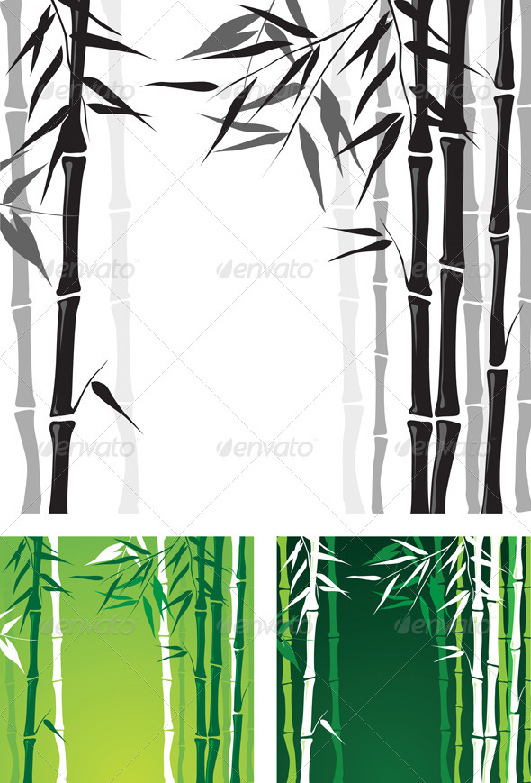 Bamboo - Flowers & Plants Nature