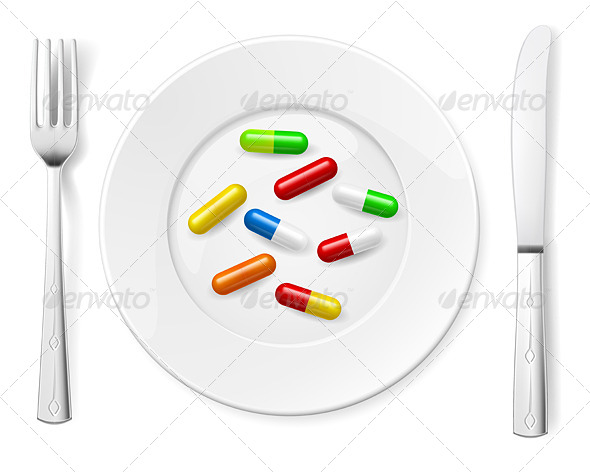 Medical Pills - Miscellaneous Vectors
