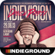 Indie Flyer/Poster Vol. 17 - GraphicRiver Item for Sale