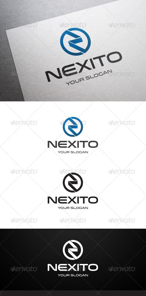 Nexito N Letter Logo - Letters Logo Templates