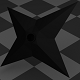 Low Poly Shuriken - 3DOcean Item for Sale