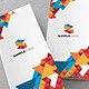 Modern Geometric Trifold - GraphicRiver Item for Sale
