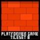 Platformer Game Tile Set 8 - GraphicRiver Item for Sale