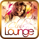 Club Lounge Flyer Template - GraphicRiver Item for Sale