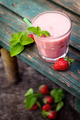 Strawberry smoothie - PhotoDune Item for Sale