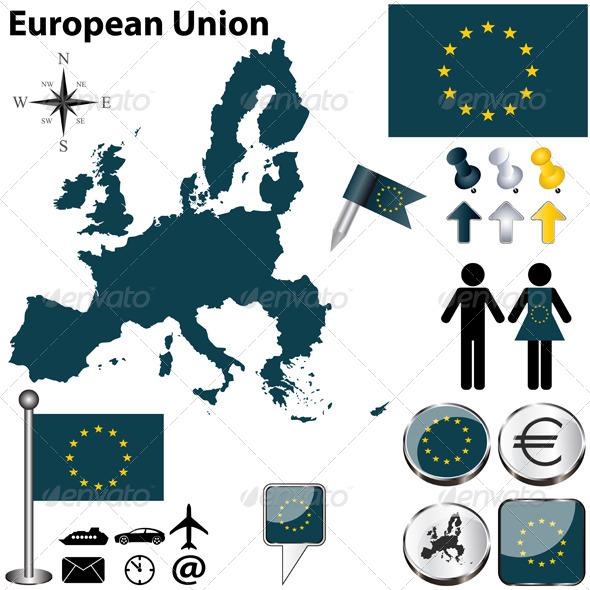 European Union - Travel Conceptual