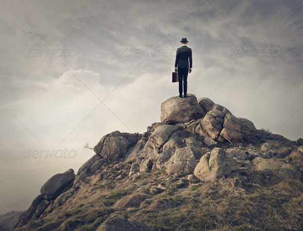 ambition - Stock Photo - Images