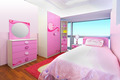 Pink bedroom - PhotoDune Item for Sale