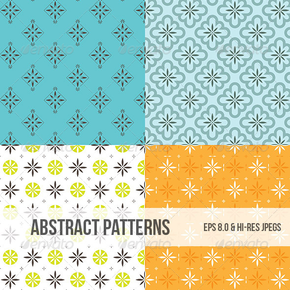 Abstract Background Pattern - Backgrounds Decorative