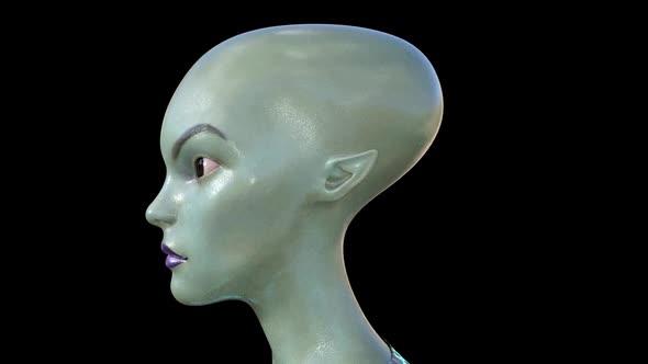 """NASA Rilis Foto Struktur """"Kepala Alien"""" Misterius di Planet Mars"""