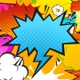 Empty Comic Bubble Pack 2 - VideoHive Item for Sale