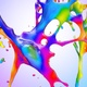 Multicolor Paint Explosion Splash - VideoHive Item for Sale