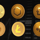 3D Crypto Coins - VideoHive Item for Sale