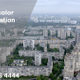 Landscape in Kyiv City - VideoHive Item for Sale