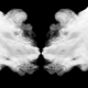Symmetrical Smoke Reveal - VideoHive Item for Sale