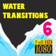 Water Transitions Pack 6 - VideoHive Item for Sale