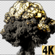 Fire Explosion Revealer with Alpha (4K) - VideoHive Item for Sale