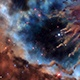 Flying Through Nebula - VideoHive Item for Sale