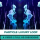 Particle Luxury Loop - VideoHive Item for Sale